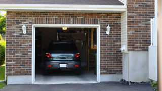 Garage Door Installation at Santa Monica Dallas, Texas